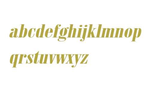June 15 Extended Italic