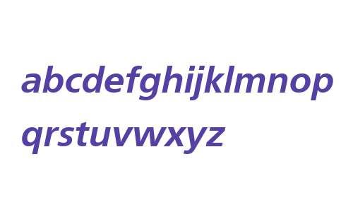 FreeSetDemiBold Italic W08 Rg