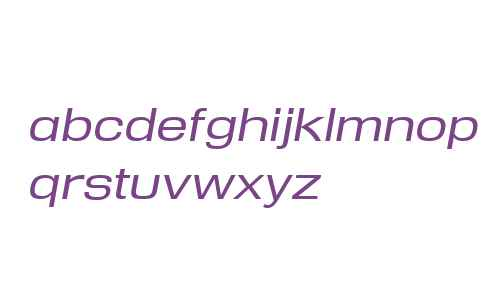 Reversal W00 Book Italic