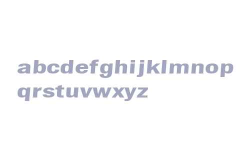 Chubbet Distended W01 Italic