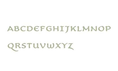 CarlinScript LT W01 RegularSC