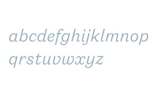 Domaine Sans Text Light Italic Italic