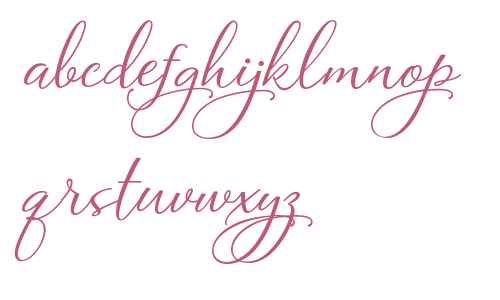 AgileScriptCalligraphy