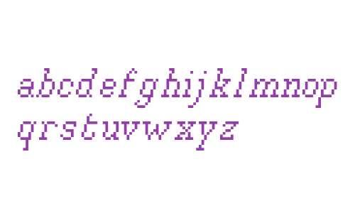 Xilla Italic