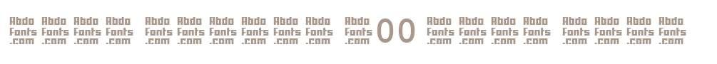 Abdo Screen W00 Thin