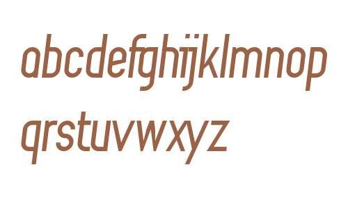 Fondel Italic