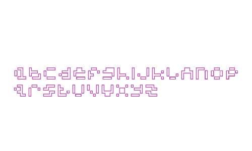Dead Pixels 6x6 Alternative