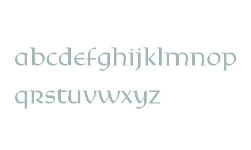 Rieven Uncial Regular