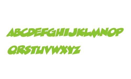 Zooom BB Italic