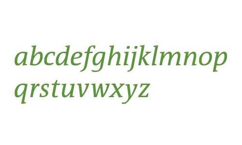 TheAntiquaSun-Italic