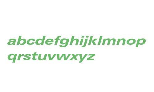 LinotypeUnivers-ExtdHeavyItalic