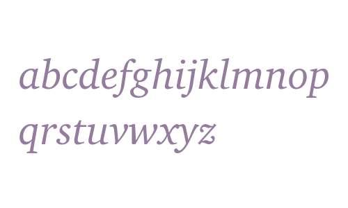 CharterITC Italic