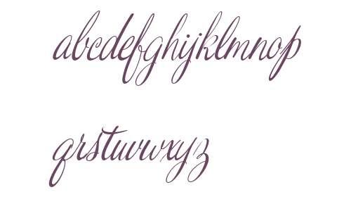 Valentine W01 Medium Italic