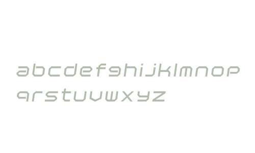 Polentical Neon Italic V1