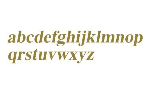 EucrosiaUPC Bold Italic V2