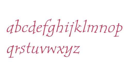 Tempus ITC Italic