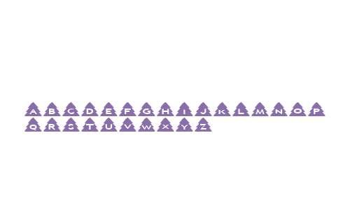 AlphaShapes xmas trees V1