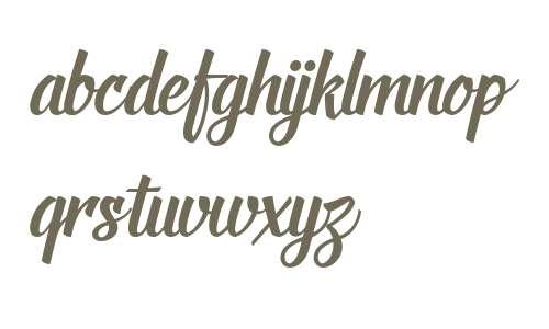 DeadheadScript-Italic