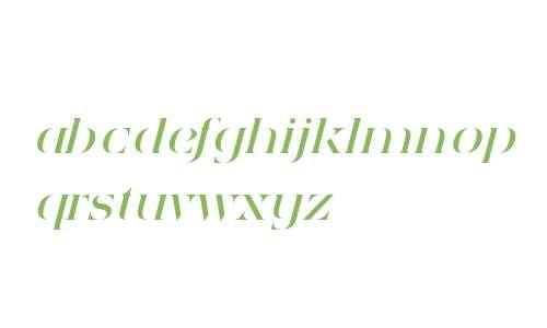 EURYYL+Sensaway-Italic