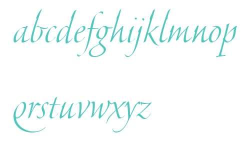 Veljovic Script LT W04 Light