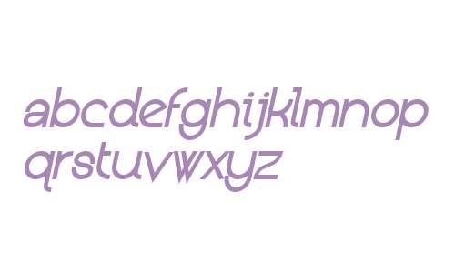Kerater W00 Medium Italic
