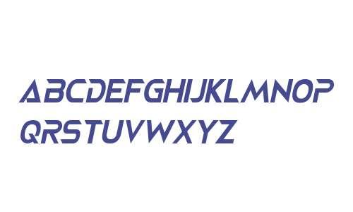 NEOTERIQUE Italic