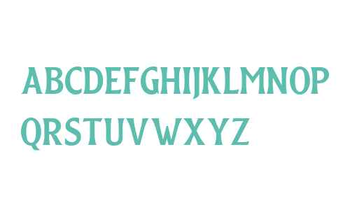 Edsbacka Flare Serif Regular