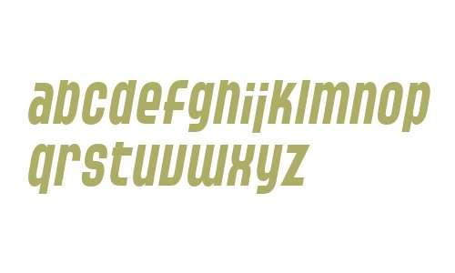 SF Speedwaystar Cond Italic