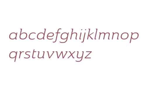 Ainslie W01 Ext Book Italic V2