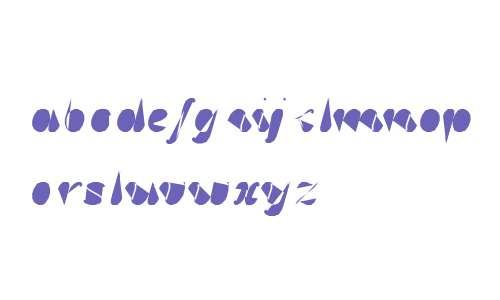 Hershey-Plain-Duplex-Italic