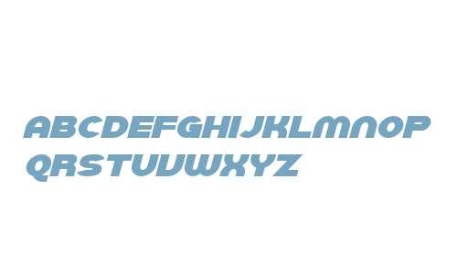 SF Juggernaut Bold Italic V1 V2