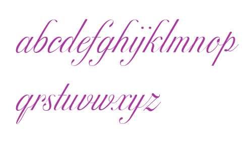 Excelsior Script