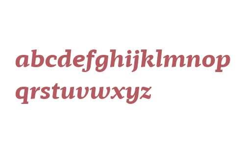Mafra W04 Bold Italic