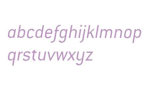 Conduit ITC W02 Light Italic