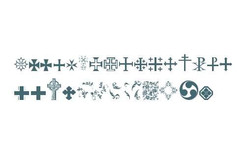 SymbolCrucifix