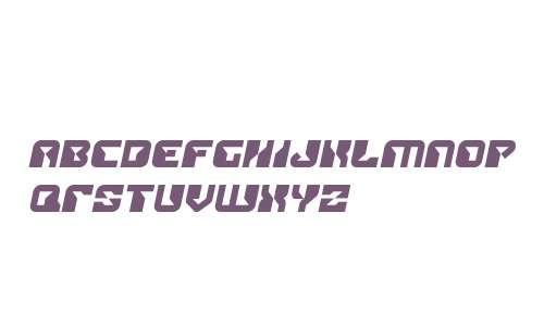 Replicant Semi-Italic