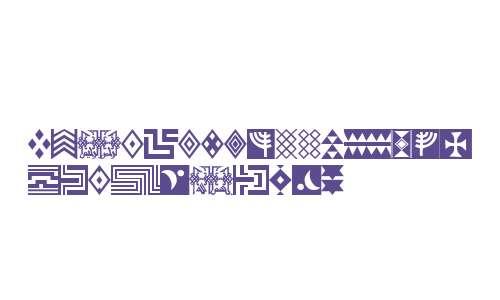 Afrika Gold A Patterns