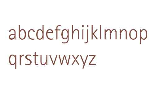 Rotis Sans Serif Light 45