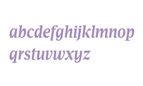Apud W04 Bold Italic
