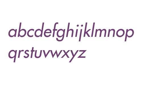 FuturaStd-MediumOblique