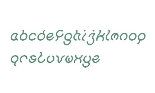 Nine Italic