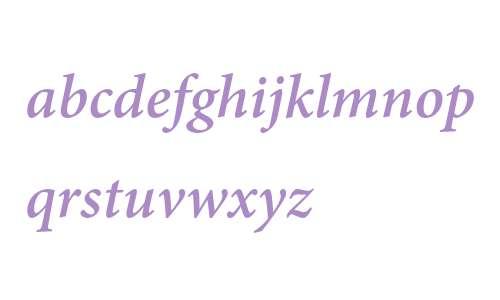 Adobe Thai Bold Italic