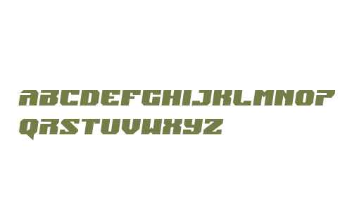 Jumpers Semi-Italic