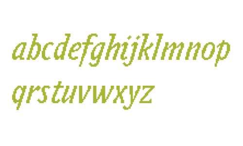 Zeitgeist MT Italic