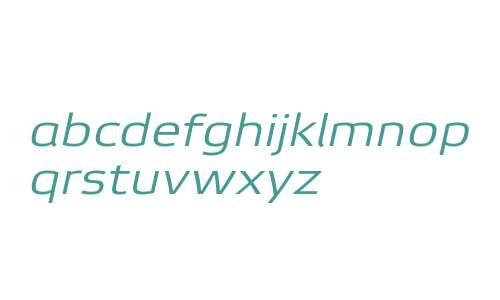EtelkaWideLightPro-Italic