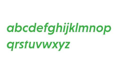 NiveauSerifMedium-Italic