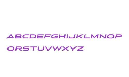 Stereo Gothic W06 750 Italic