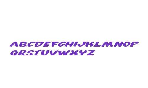 DiegoCon Italic V2