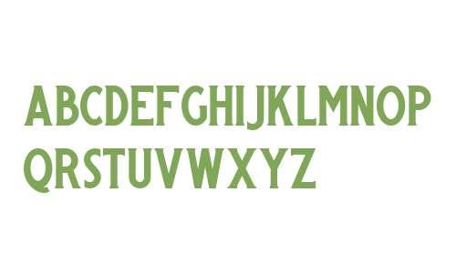 Bigsmile Serif