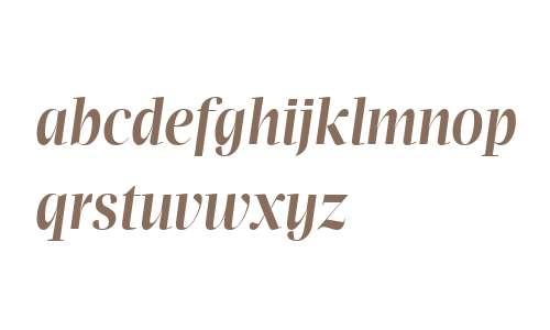 Apud Display W04 Bold Italic